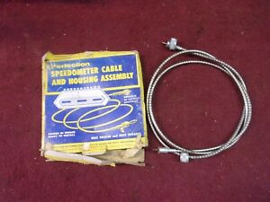 New Vintage Speedometer Cable Housing R Nos Perfection C 51cc 1950 1960 Dodge