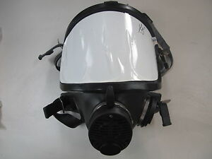 Tyco Scott Med lg Facepiece Respirator Mask 071 780 05 Spiderhdharn England