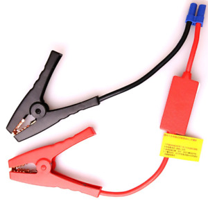Glantop Universal Replacement Jumper Jump Starter Cable Clamp Booster Clamp Cab