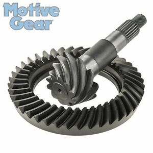 Motive Gear D44 411jk Ring And Pinion Dana 44 4 11jk
