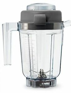Vitamix 15842 32oz 9l Mini Container W Wet Blade And Lid