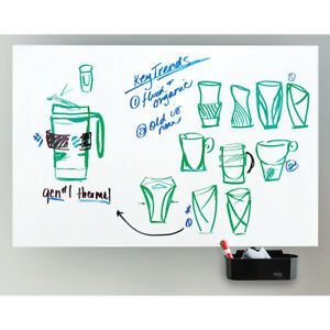 Pack 3 Post it Dry Erase Sheet 3 x2 white Part Def3x2 By 3m School