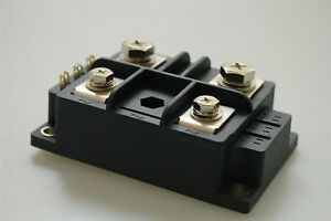 Mfq300a Diode Bridge Rectifier 300a Silicon Controlled Module 1600v Us Shipping