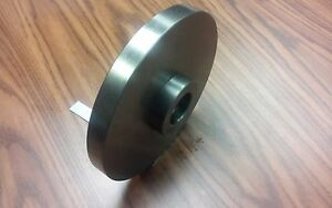 1 1 2 8 Semi finished Adapter Plate For 8 Lathe Chucks adp 08 1128sm new