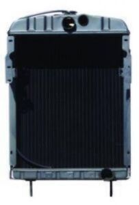 352629r92 New Radiator International Ih Farmall M Md Mta Super