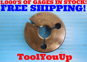 3 4 18 Un Thread Ring Gage 75 Go Only P d 7139 Inspection Tooling Tools