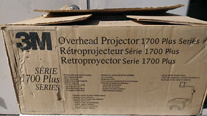 New 3m 1700 Cj2 Series 1780 Overhead Projector