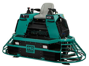 Whiteman Htx6h Trowel Machine