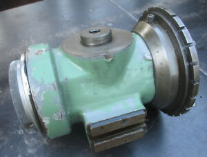Vintage Attachment For Grinder 5c Collet Tool Surface Kent Norton B