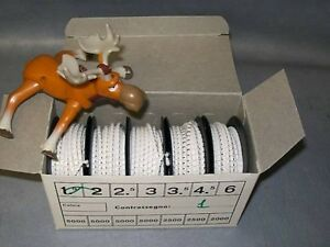 Numerical Wire Markers Size 1 5 The 1 Box Of 5 Reels