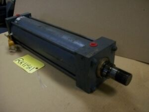 Pneumatic Air Georgia Cylinder 21 Stroke 6 Bore 2 5 Rod