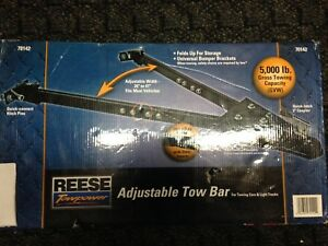 Reese Towpower Split Rail Adjustable Tow Bar 70142