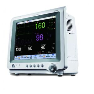 Comen C50 10 4 Inch Touch Screen Patient Monitor With Standard Parameters