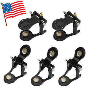 5pcs Dental Teeth Adjustable Small Magnetic Denture Articulator Lab Equipment Ce