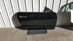 2005 2009 Mustang Rh Door Passenger Side Complete Glass Convertible