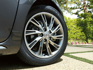 Set Of 4 17 Inch Genuine Toyota Alloy Wheels For 2013 Toyota Camry New Oem