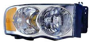 New Dodge Ram 1500 2500 3500 2002 2003 2004 2005 Right Passenger Headlight