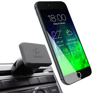 Car Universal Smartphone Cd Slot Mount Phone Holder Auto Accessories Black