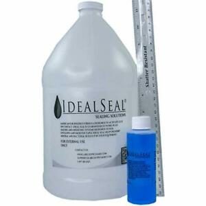 High Performance Concentrate Sealing Solution One 4 Oz bottle empty Gallon Jug