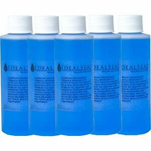 High Quality 5 Bottles Of Concentrated Sealing Solution makes 5 Gallons 4 Oz