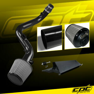 10 12 Golf Gti Tsi Mk6 Turbo 2 0t 2 0l Black Cold Air Intake Stainless Filter