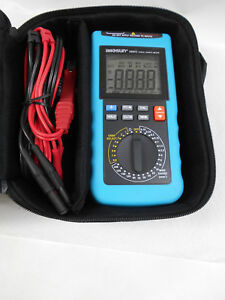 All sun Digital Cable Length Multimeter Wire Gauge Phone Lan Network Tracker