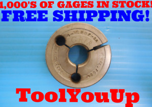 3 4 16 Unf 2a Thread Ring Gage 75 No Go Only P d 7029 Inspection Tooling