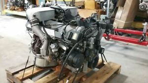 2003 08 S Class S600 Sl600 220 230 Type 5 5 V12 Engine Assembly Turbos Coolers
