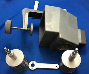 Tracer Manual Allograft Mill With 3 Different Cutter Blades Complete