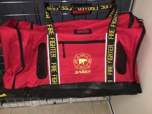 Turnout Gear Bag 3xl xxxl Custom Firefighter Rescue