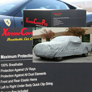 2014 Chevy Avalanche Breathable Truck Cover