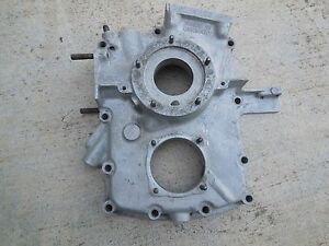 Porsche 356 A T1 Engine Case Third Piece 1957