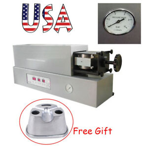 Dental Dentistry Automatic Flexible Denture Injection System Duplicating Flasks