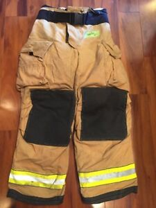 Firefighter Turnout Bunker Pants Globe 36x30 G Extreme Halloween Costume 2011