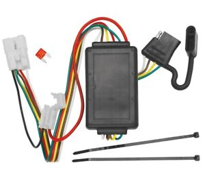 Trailer Hitch Tow Wiring For 2009 2021 Subaru Forester 2010 2020 Outback Wagon