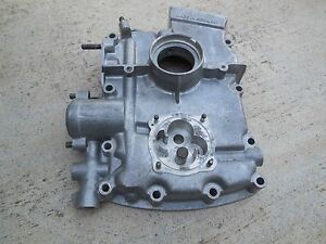 Porsche 356 T2 A Engine Case Third Piece