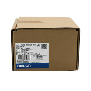 1pcs Omron Temperature Controller E5ac rx3asm 800 New In Box Free Shipping
