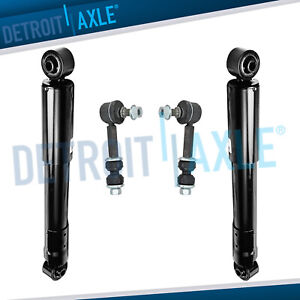 Rear Shocks Sway Bar For 06 2007 2008 2009 2010 2011 2012 2013 2016 Toyota Rav4