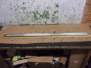 1964 Fairlane 500 4 Door Ford Right Rear Quarter Molding Trim 64 Moulding