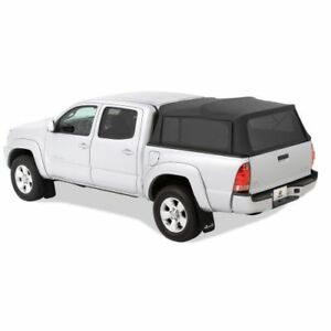Bestop 76301 35 Supertop Fabric Camper Top For 2005 2015 Toyota Tacoma 6 Bed