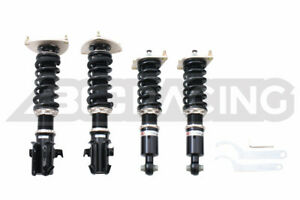 Bc Racing Coilovers Br 30 Way Fully Dampening Adjustable For Subaru Wrx 08 2011