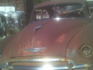 1949 1950 1951 1952 Chevrolet Convertible Hood Coupe Sedan