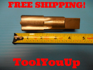 1 3 16 20 Ns Left Hand 6 Flute Tap R n Usa Made Machine Shop Tooling