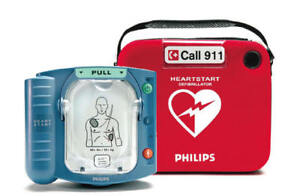 Philips Heartstart Onsite Hs1 Aed Package Biomed Certified Warranty