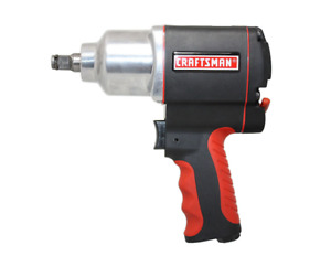 New Craftsman 1 2in Impact Wrench Hand Tool Free Shipping