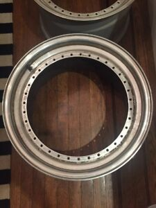 Oz Racing 17 X1 Outer Lips Pair 35 Hole