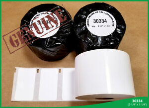 30334 Address Shipping Labels Dymo 400 450 Twin Turbo 4xl Compatible 4 Rolls