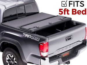 Extang Solid Fold 2 0 Tonneau Cover 2016 2020 Toyota Tacoma 5 Bed