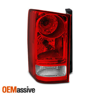 Fits 2009 13 Honda Pilot Red Tail Light Brake Lamp Driver Left Side Replacement