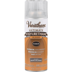 Varathane Interior Spray Polyurethane Pack Of 6 Partno 6096 By Rust oleum